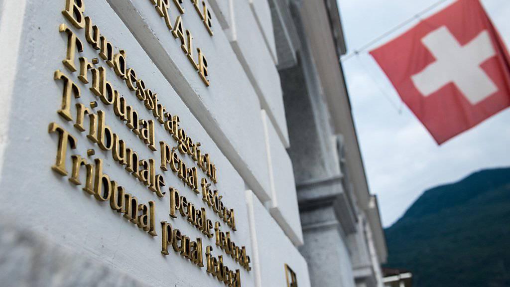 Wollen nichts von einem abgekürzten Verfahren wissen: Die Richter am Bundesstrafgericht in Bellinzona. (Archivbild)