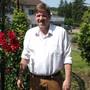 Naturverbunden: Bernhard Lindner ist Pilgerleiter und leitet die Kapellenwanderungen.