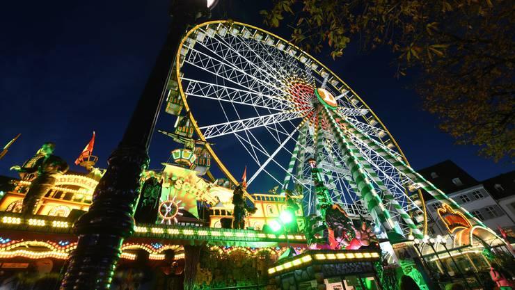 Die Basler Herbstmesse 2020 fällt aus.