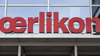 Der Industriekonzern Oerlikon verkauft einen Teil der Textilmaschinensparte an einen chinesischen Konzern (Archiv)