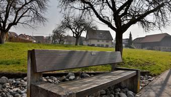 Im Zentrum hat die Gemeinde Bauland, das verkauft und überbaut werden soll.