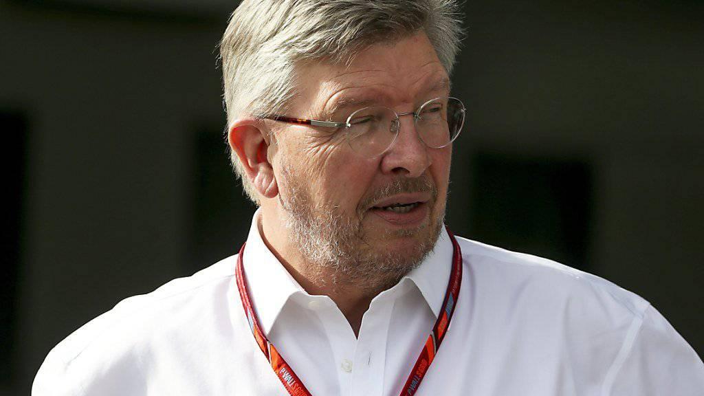 Ross Brawn - Schlüsselfigur bei der Aufbereitung der Formel-1-Zukunft