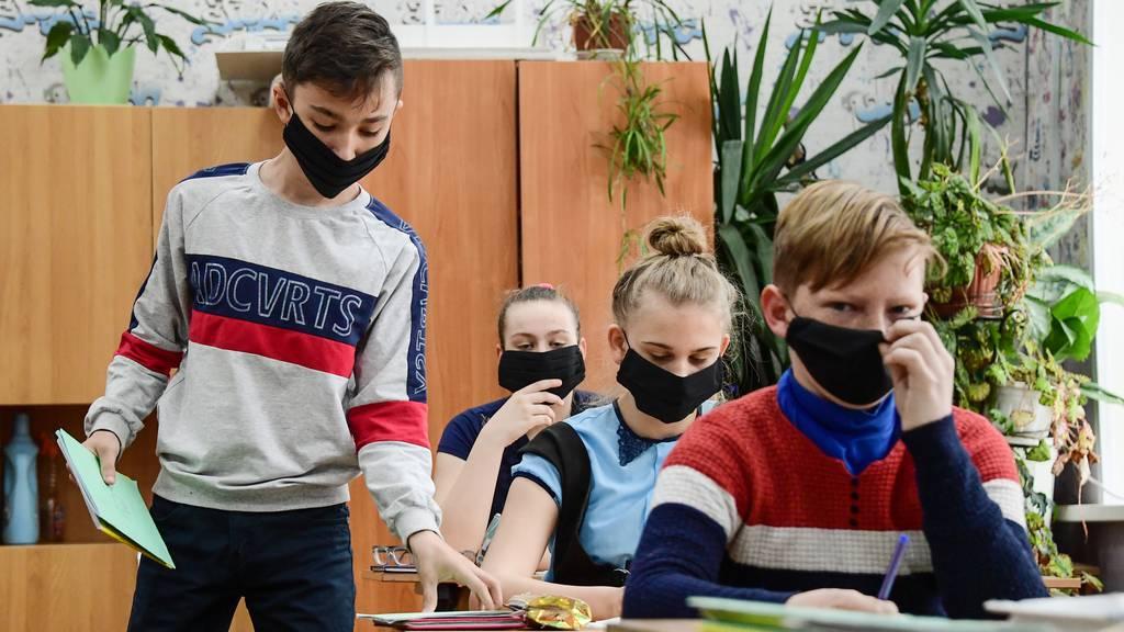 Experten halten wenig von Masken für Primarschulkinder