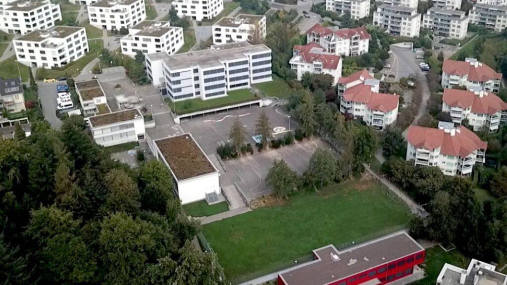 Die Schulanlage Hübeli in Emmen LU.