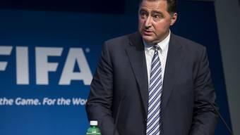 Domenico Scala verliess den FIFA-Kongress aus Protest vorzeitig