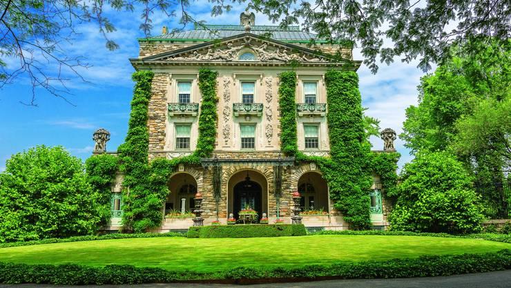 Von Mai bis November lassen sich historisch bedeutsame Bauten im Hudson Valley besuchen.