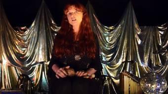 Die Märchenerzählerin Jolanda Steiner galt als eine der Favoritinnen, trat schon nach wenigen Tagen vom Voting zurück.