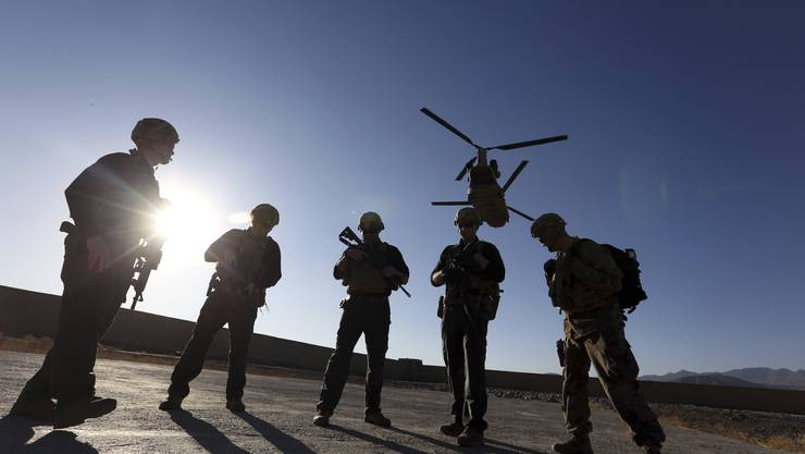US-Soldaten in Afghanistan: Russland soll Kopfgelder ausgesetzt haben. Was wusste Präsident Trump?