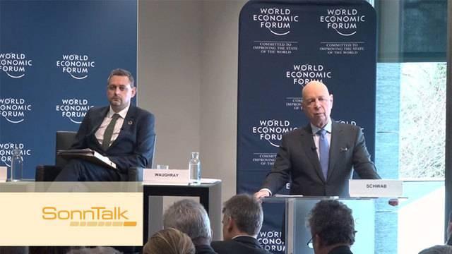 SVP-Begrenzungsinitiative / No Billag / WEF: Segen oder Fluch