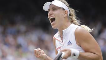 Angelique Kerber gewinnt Wimbledon