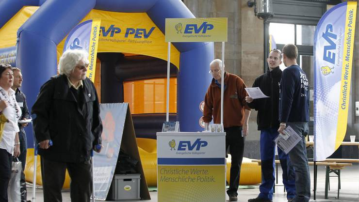 Präzis kalkuliert: Die EVP brauchte für ihren Verbleib im Gemeinderat jede einzelne der 8616 Stimmen im Zürcher Kreis 9.