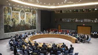Der Uno-Sicherheitsrat in New York kann sich wieder einmal nicht zu einer gemeinsamen Resolution durchringen - diesmal geht es um die Nennung der Weltgesundheitsorganisation WHO. (Archivbild)