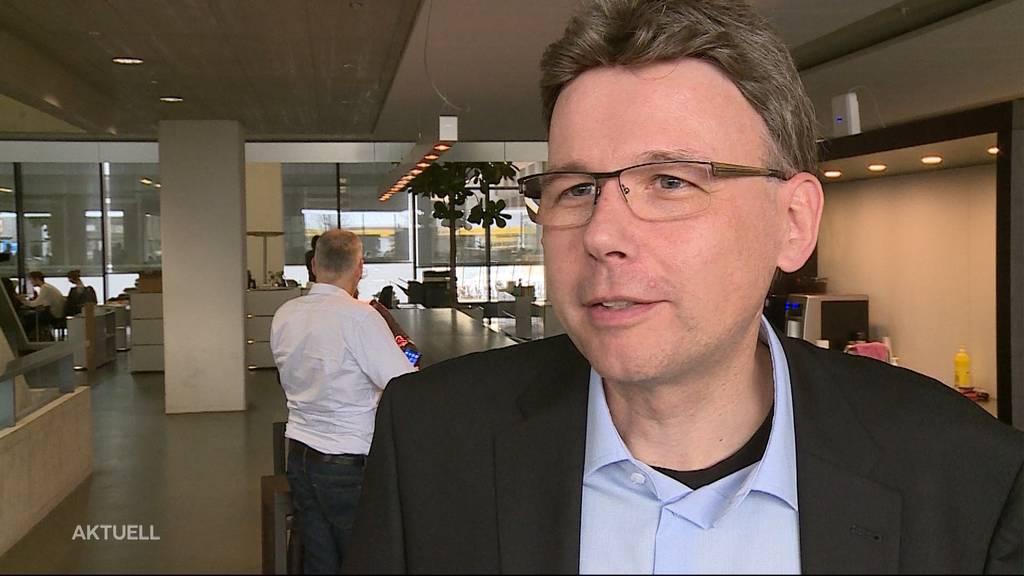 Dieter Eglis Regierungsratskandidatur bringt SP Aargau in Zwickmühle