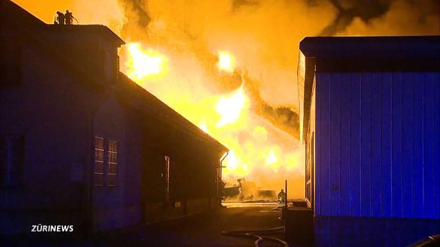 Brand Egnach: Teenager legten den Brand