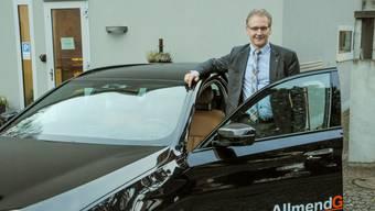 Thomas Geissmann will sich beruflich neu orientieren und zieht sich aus dem Autogewerbe und damit von der Allmend-Garage zurück.