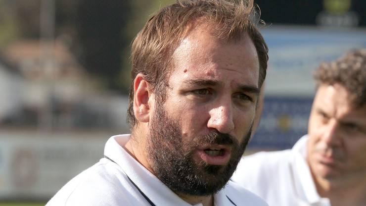 Trainer Oscar Muino wurde beim FC Rohtrist am vergangenen Donnerstag entlassen.