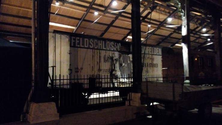 Der Verein Historic Schlieren war am letzten Wochenende zu Gast in Bauma ZH beim DVZO. Quelle: Historic Schlieren