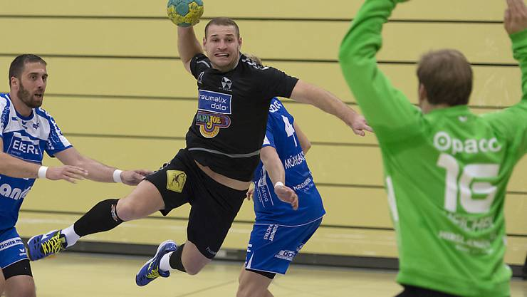 Basler Bruno Kozina war mit sechs Toren erfolgreichster RTV-Torschützen.