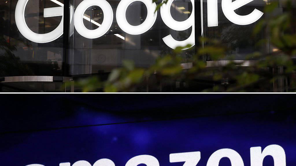 Der US-Kongress hat eine Untersuchung zum Wettbewerb in den digitalen Märkten wie Google, Facebook, Amazon und Co. angekündigt. (Symbolbild)