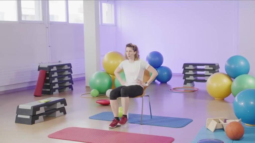 «Gymnastik im Wohnzimmer» vom 20. Oktober 2021