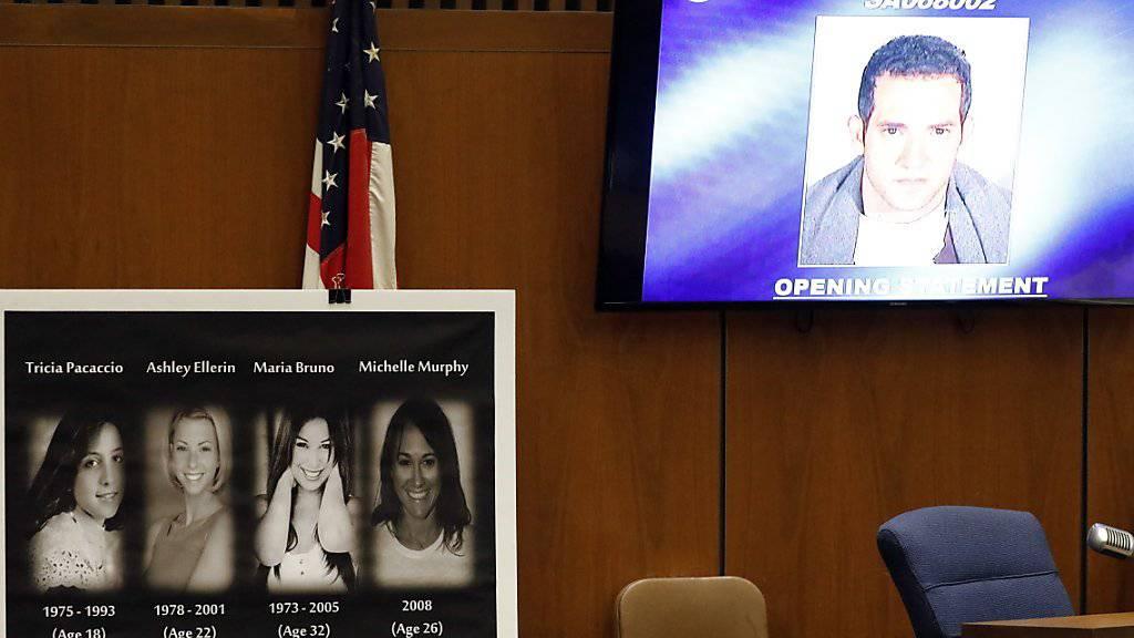 In Kalifornien ist der Prozess gegen den mutmasslichen Serienmörder Michael Gargiulo eröffnet worden.