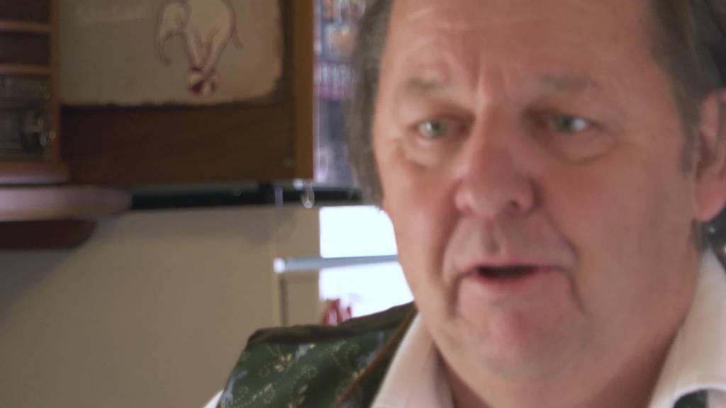 Beat Breu und seine Esel: Rad-Legende gibt Zirkus-Comeback
