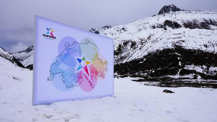 Die Landesausstellung «Muntagna 2027» will unter anderem die Schönheit und Biodiversität der Alpen durch Naturschutz bewahren.