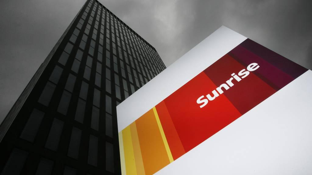 Sunrise vor Swisscom