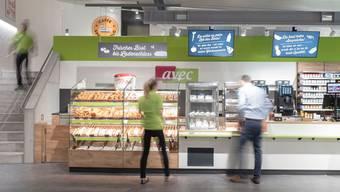Avec-Läden werden künftig anders aussehen: Ein neues Logo soll dabei helfen.