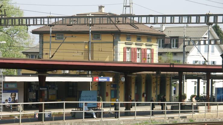 CVP-Grossräte fordern in einem Postulat die Wiedereinführung der Bahnlinie Basel-Winterthur. Auch Rheinfelden soll ein Haltestelle sein.