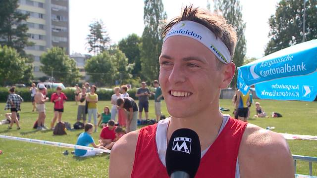 Sprint-OL-Schweizermeisterschaft in Windisch