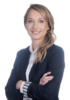 Michaela Huser, SVP (mit 10'033 Stimmen gewählt), bisher, Wettingen