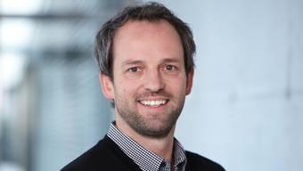 Robert Riener Professor für sensomotorische Systeme an der ETH und der Uniklinik Balgrist.