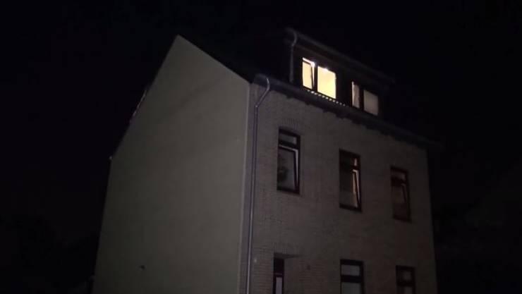 Aus diesem Haus in Düsseldorf (D) wurde der Junge in der Samstagnacht vom 25. Juni 2016 befreit.