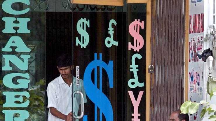 In vielen Schwellenländern haben die Währungen gegenüber dem US-Dollar zuletzt deutlich verloren.