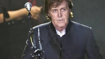 Paul McCartney hat eine Vorliebe für die Queen (Archiv)