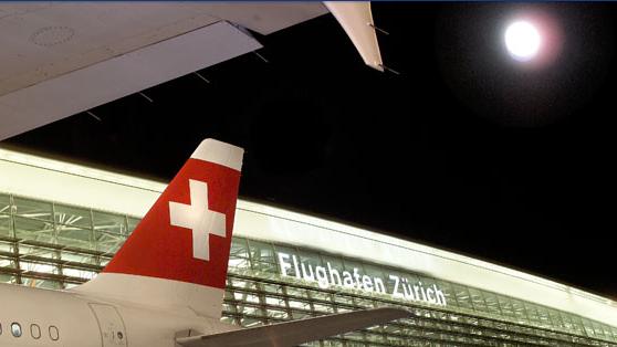 Nati in Zürich gelandet
