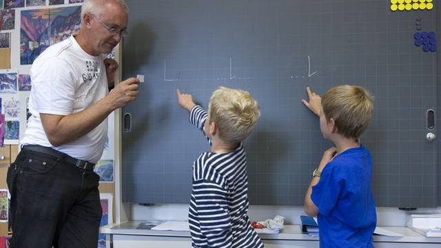 Lehrer wollen an schulinterner Weiterbildung festhalten