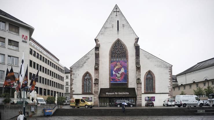 Das Historische Museum in Basel. (Archivbild)