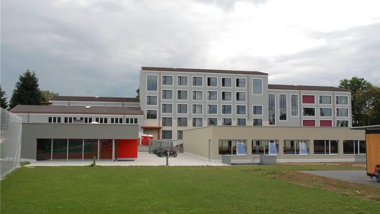 Rund 300 Schülerinnen und Schüler besuchen das Oberstufenzentrum. ejo