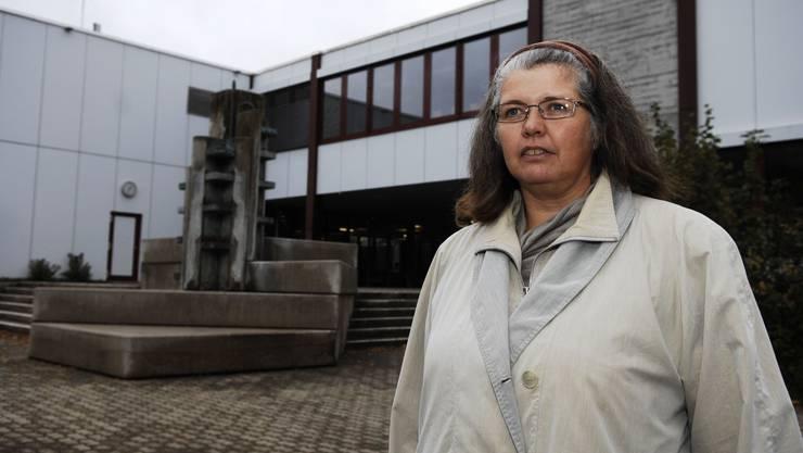 Lydia Spuler hofft auf gute Noten für die Bez. Endingen