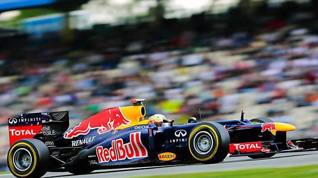 Red Bull sorgt in Hockenheim für Aufregung