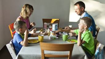 Familien sollen von der Steuerrevision mit 23 Millionen Franken besonders profitieren.