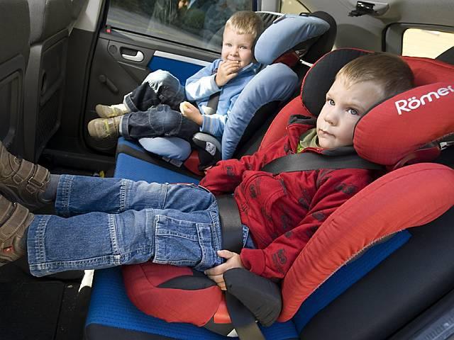 Bussenflut wegen Kindersitzpflicht