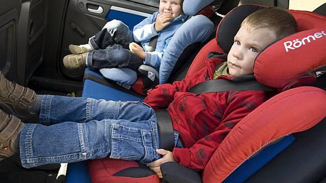 Bundesrat erteilt einer Lockerung der Kindersitz-Pflicht eine Absage