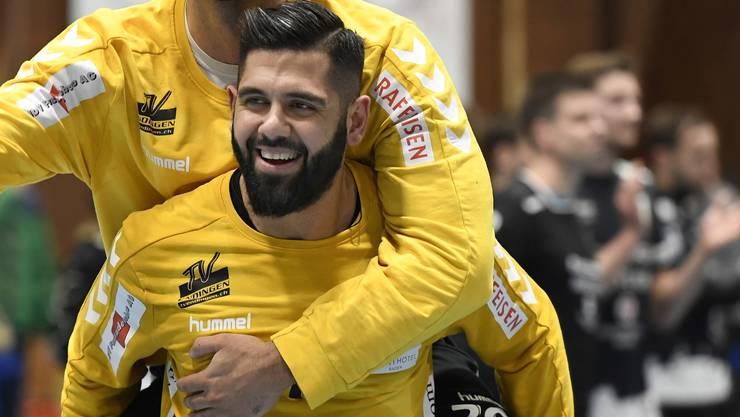 Christophoros Nungovitch hat die Ablösesumme für seinen Wechsel zu Spartak Moskau im hohen vierstelligen Bereich selber berappt.