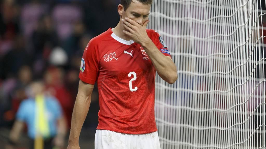 108 Länderspiele bestritt Stephan Lichtsteiner für die Schweizer Nationalmannschaft