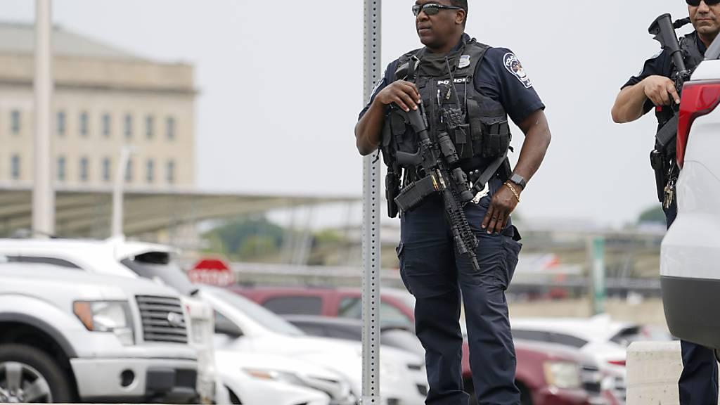 Sicherheits-Vorfall am US-Verteidigungsministerium wirft Fragen auf