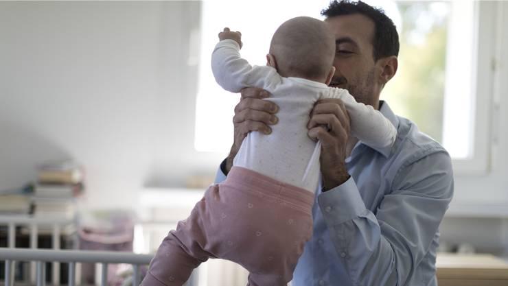 Noch immer werden Väter benachteiligt bei einer Trennung.