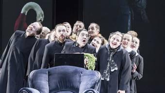 Die Oper Fauvel, diese Saison uraufgeführt, gehört neben den zahlreichen Premieren zu den rund sechs geplanten Wiederaufnahmen 2016/17.